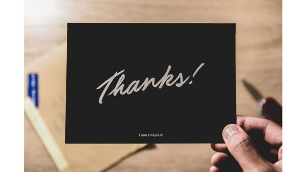 Words to Thank a Caregiver - How to Tell a Caregiver Thank You with a Letter