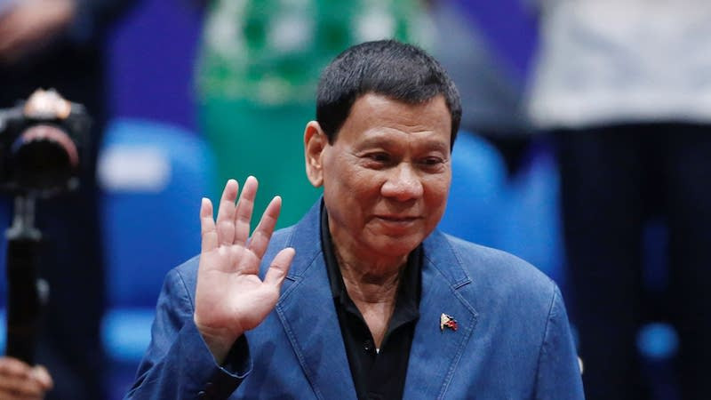 Philippines: President Rodrigo Duterte in Israel