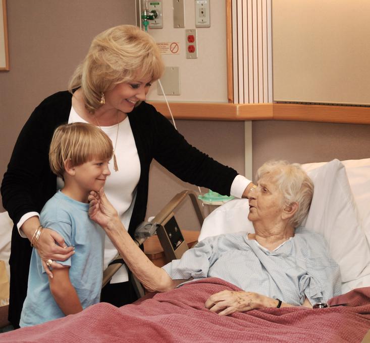 בתי אבות סיעודייםהגיל השלישי דורש יחס אישי