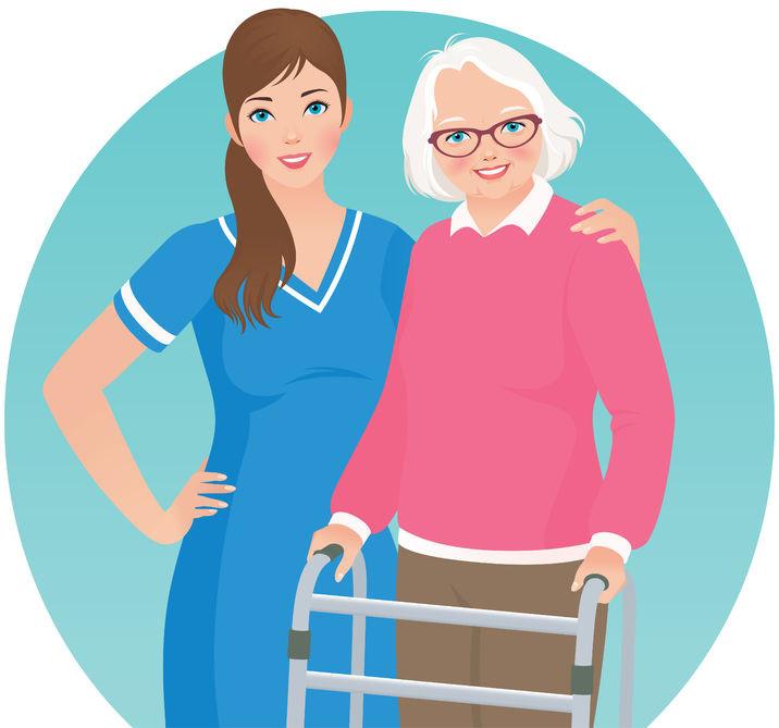 להיות מטפלת סיעודית – עבודה שהיא שליחות