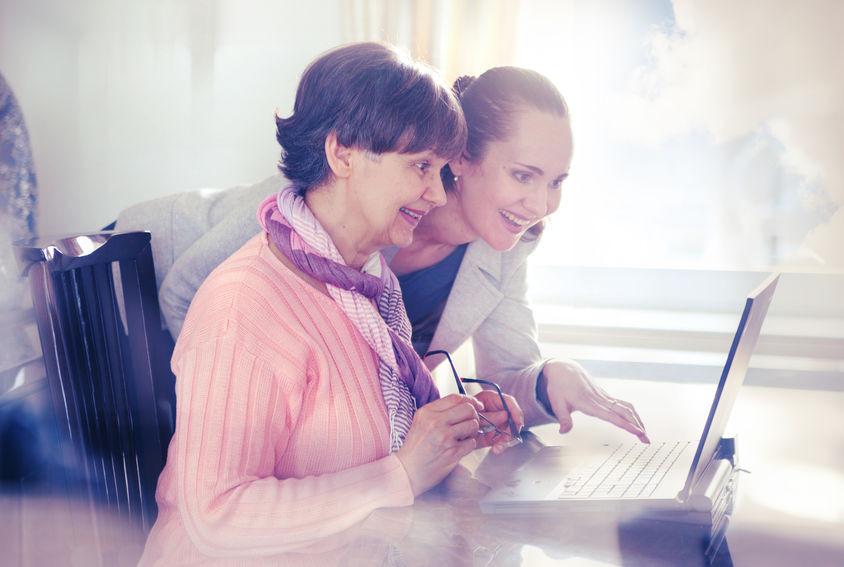 התמקצעות בעבודה כמטפלת סיעודית