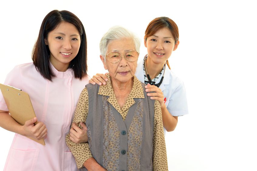 A Caregiver's life: Care giving @ the hospital...