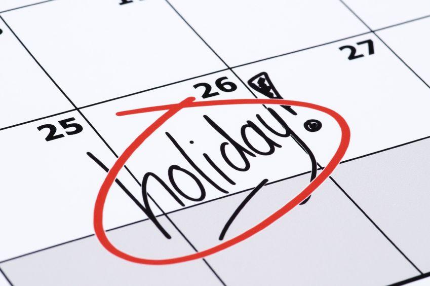 Праздничные дни в странах СНГ в 2018 году.