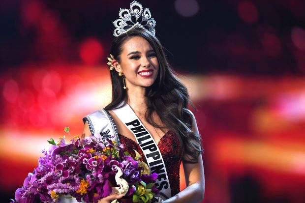 Catriona Gray's Silver Lining for all Filipinos