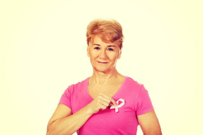 סרטן השד בגיל הזהב