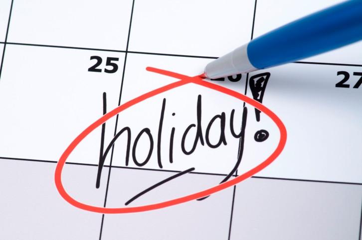 2019 List of Philippine Holidays